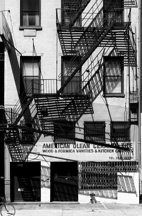 Angles Of Escape Photograph