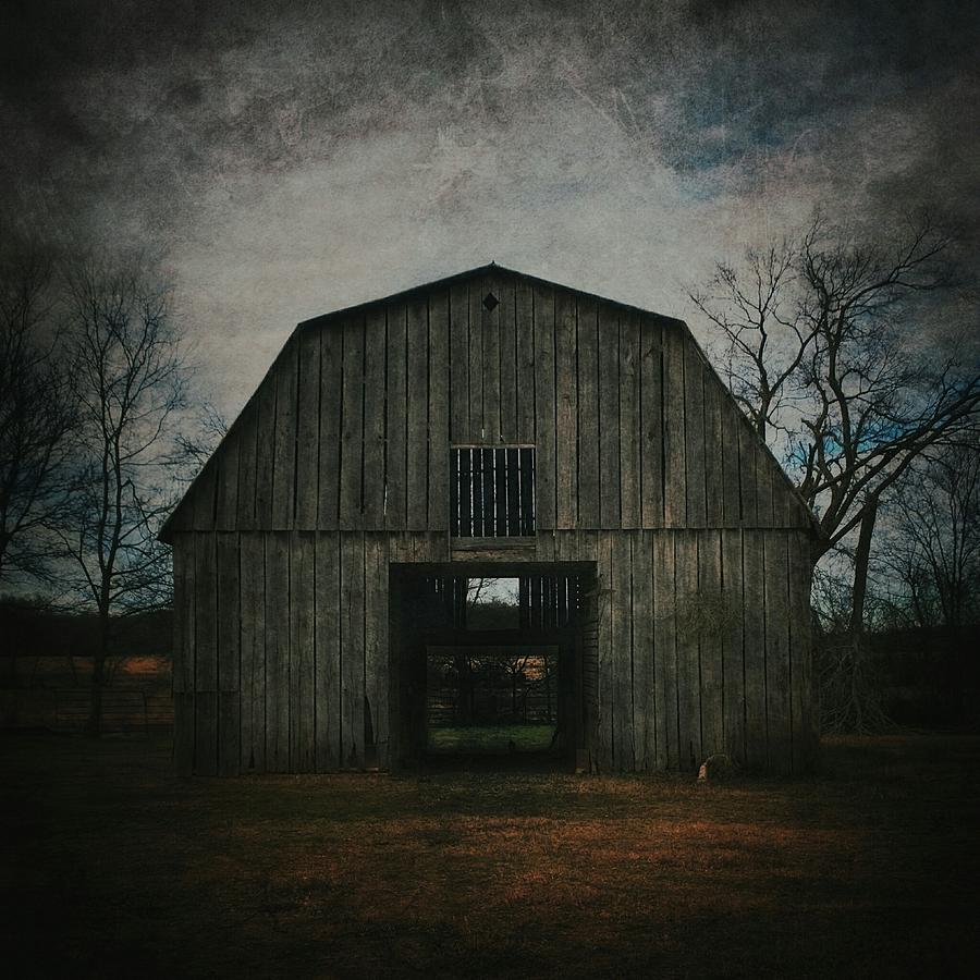 Barn Photograph - Animal Shelter by Tommy Wallace