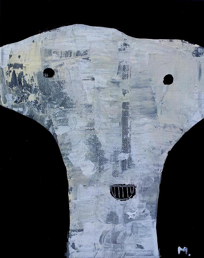 Acrylic Painting - Animus No 12 by Mark M  Mellon