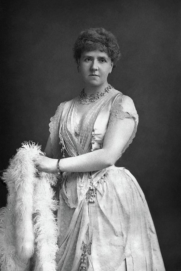 1890 Photograph - Anna Williams (1845-1924) by Granger
