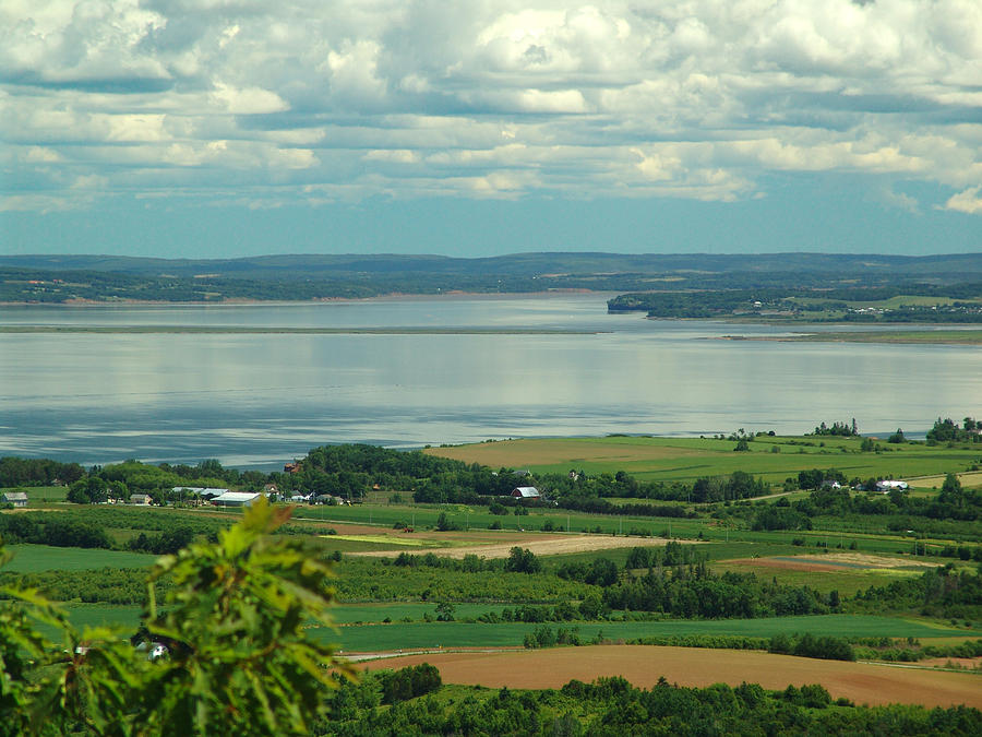George Photograph - Annapolis Valley No.1 by George Cousins