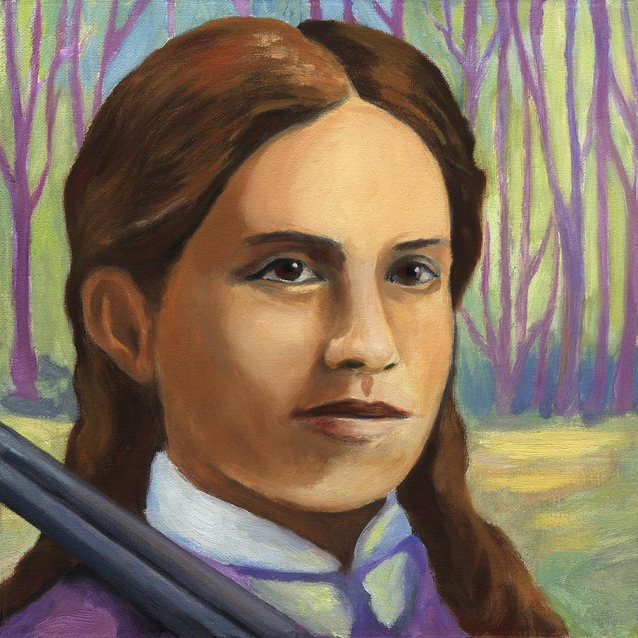 Annie Oakley by Linda Ruiz-Lozito