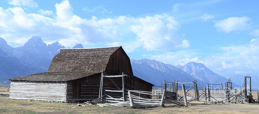 Barn Photograph - Another Old Barn by Kathleen Struckle