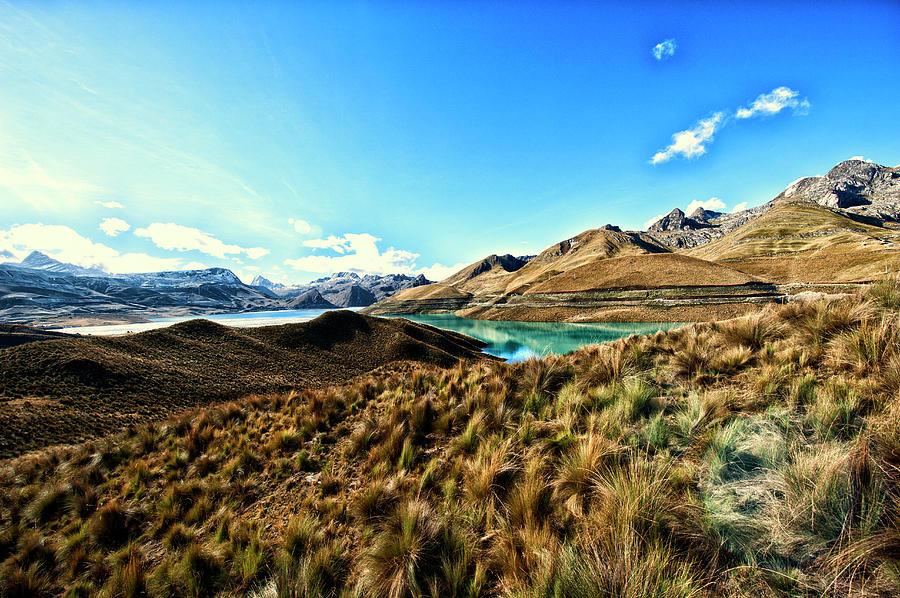 Antamina Lagoon Photograph by Win-initiative