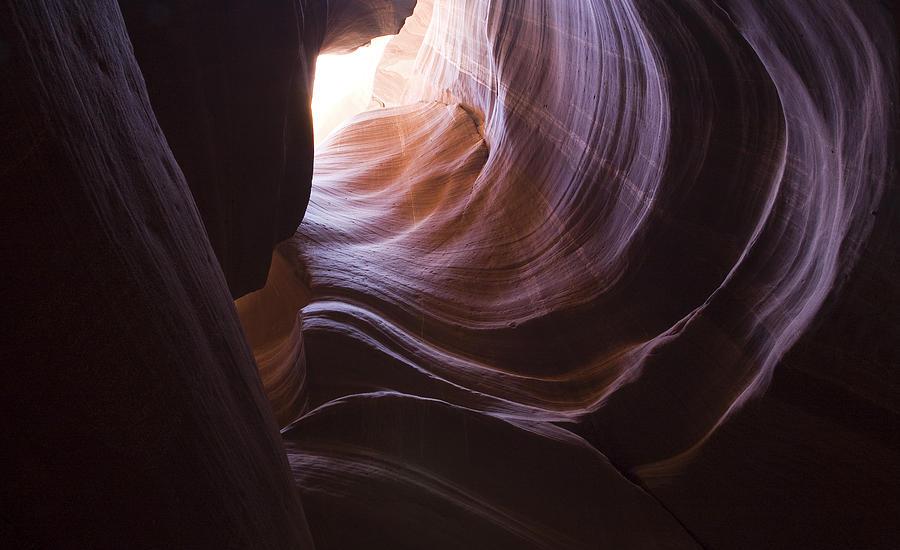 Antelope Photograph - Antelope Canyon 2 by David Halter