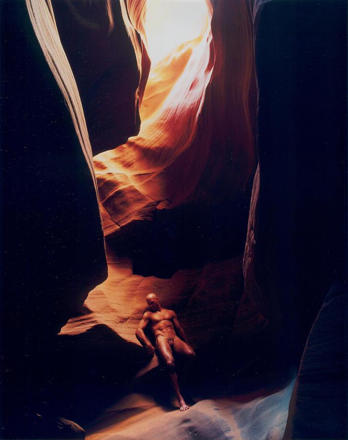 Arizona Photograph - Antelope Canyon 2 by Sean LungMyers