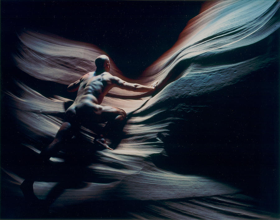 Arizona Photograph - Antelope Canyon 3 by Sean LungMyers