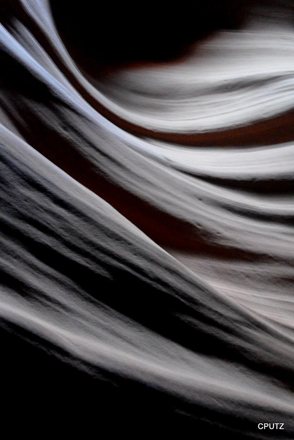 Antelope Canyon Photograph - Antelope Canyon Upper 9 by Carrie Putz