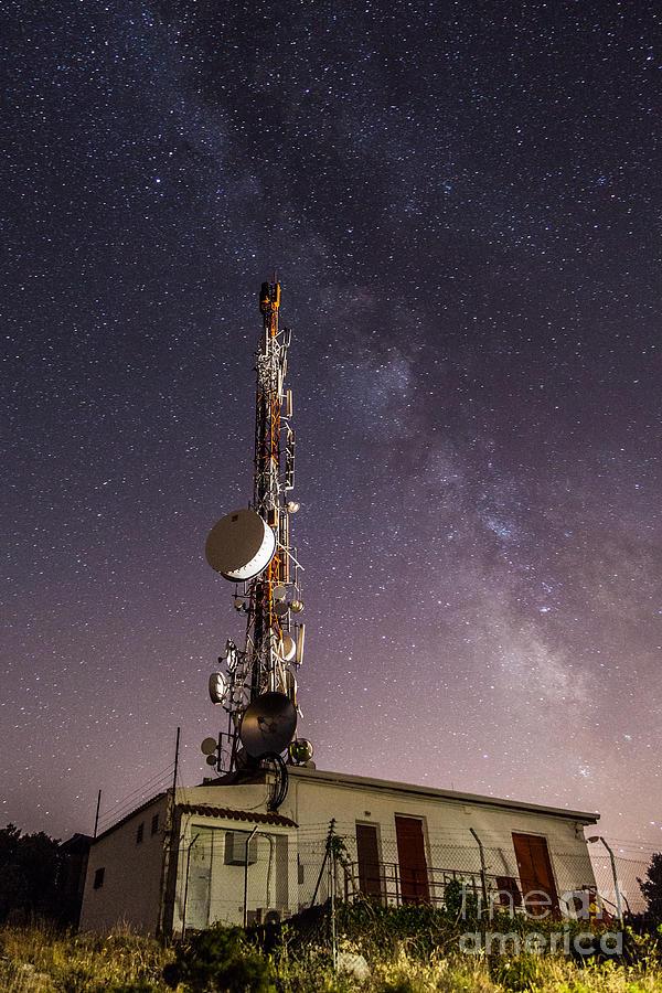 Antenna Photograph by Eugenio Moya
