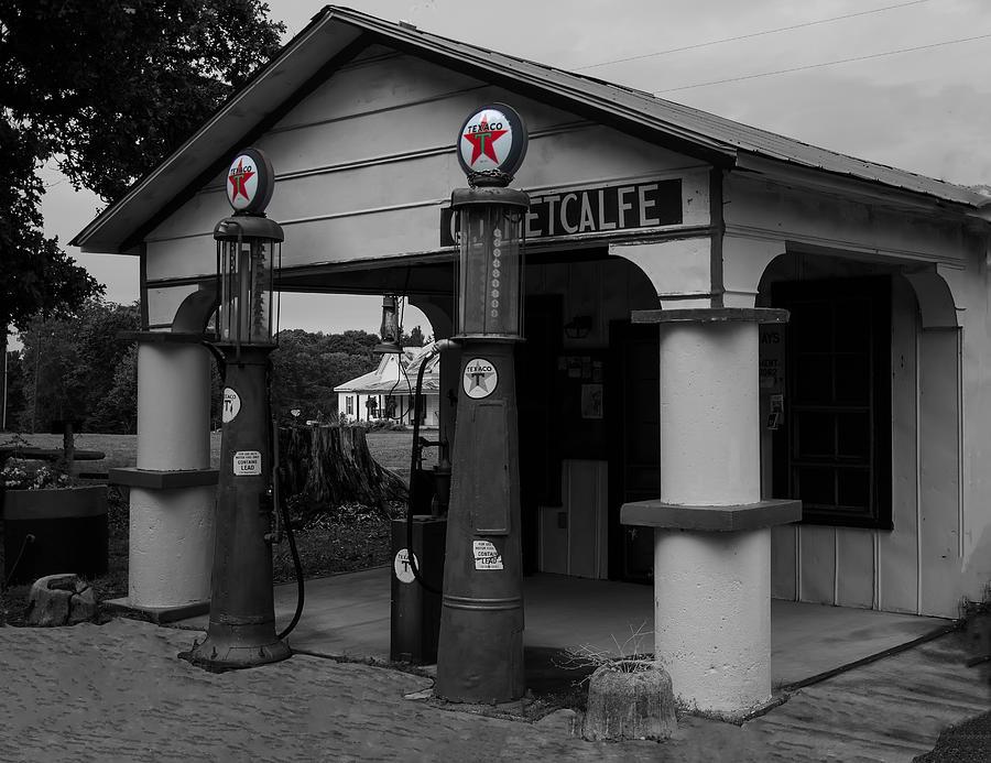 Antique Texaco Visible Gas Pumps