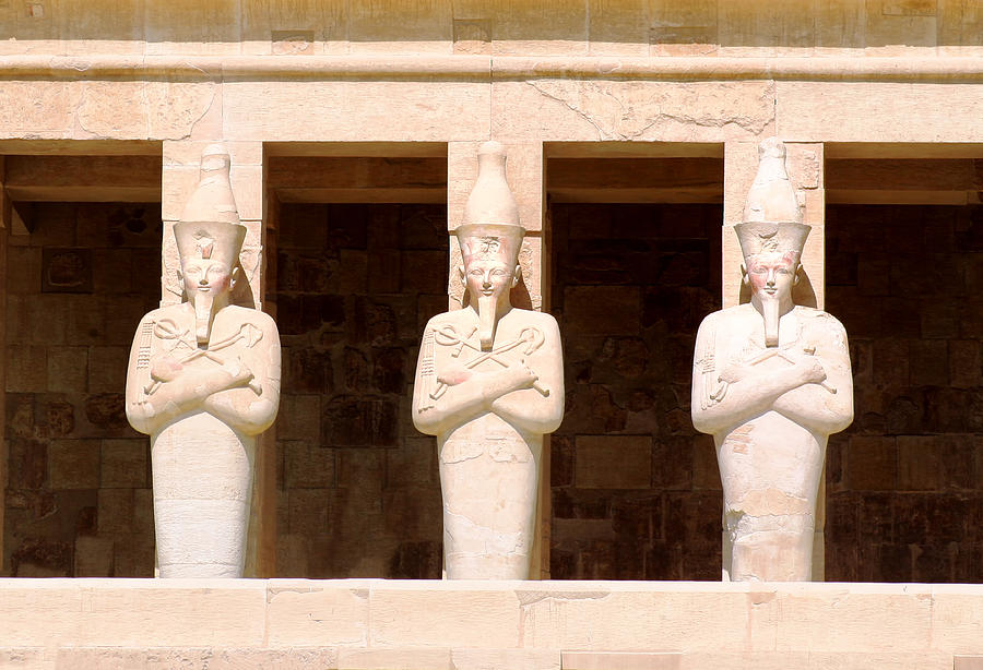 Egypt Photograph - Anubis by A Rey