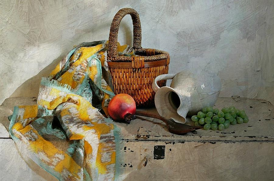 Still Life Photograph - Any Day by Diana Angstadt