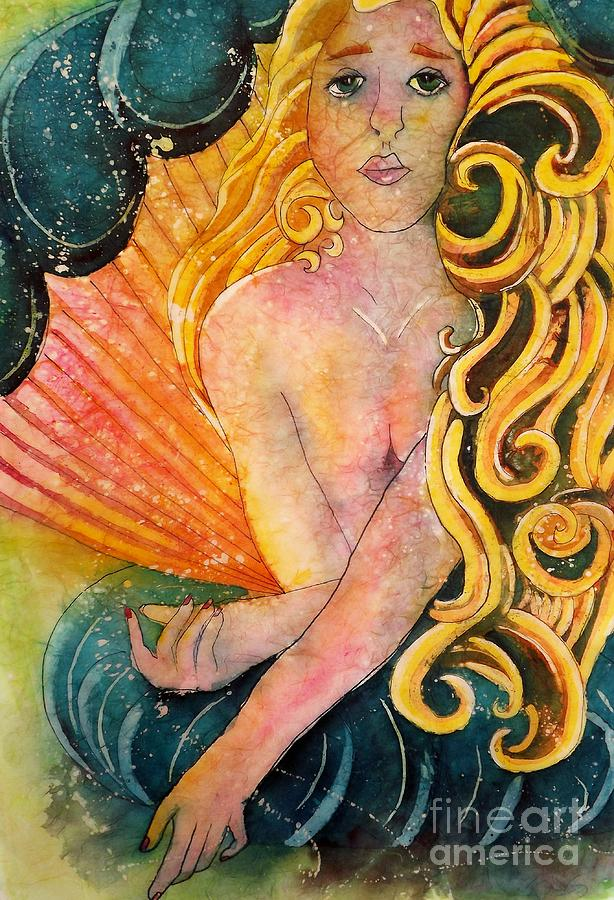 Aphrodite #2 by Carol Losinski Naylor