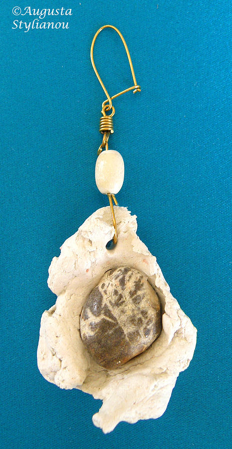 Jewelry Jewelry - Aphrodite Earring by Augusta Stylianou