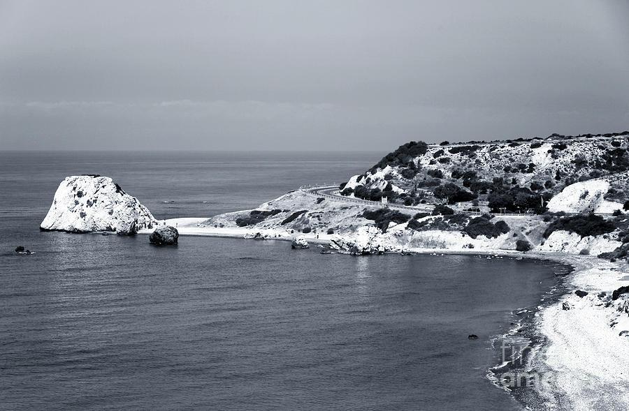 Coast Photograph - Aphrodites Coast by John Rizzuto