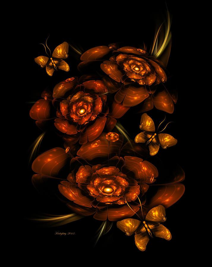 Apo Garden by Karla White