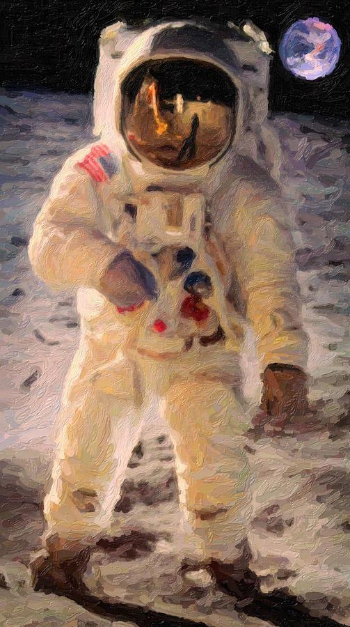 astronauts apollo 11 visite - 503×900