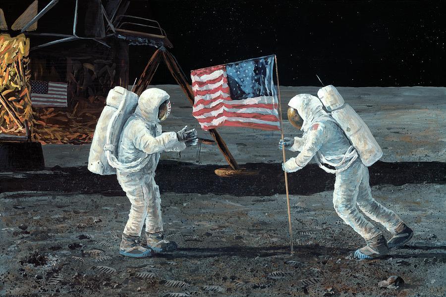 july 1969 moon landing - 900×600