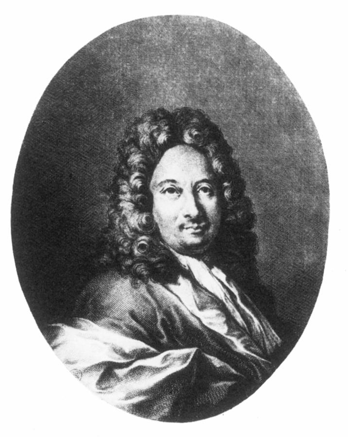 18th Century Painting - Apostolo Zeno (1668-1750) by Granger