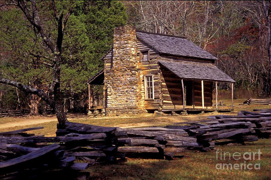 Appalachian Homestead Photograph By Paul W Faust