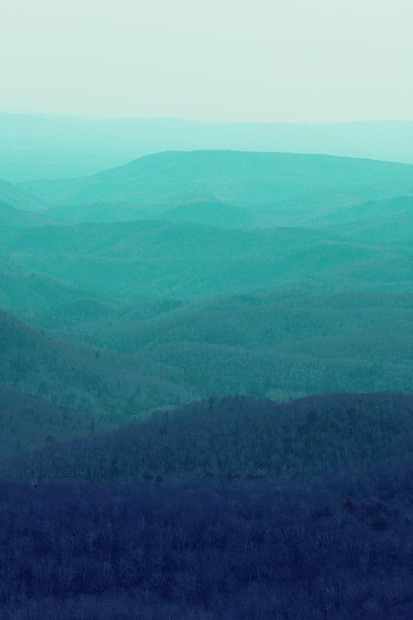 Appalachia Photograph - Appalachian Mountains by Kim Fearheiley