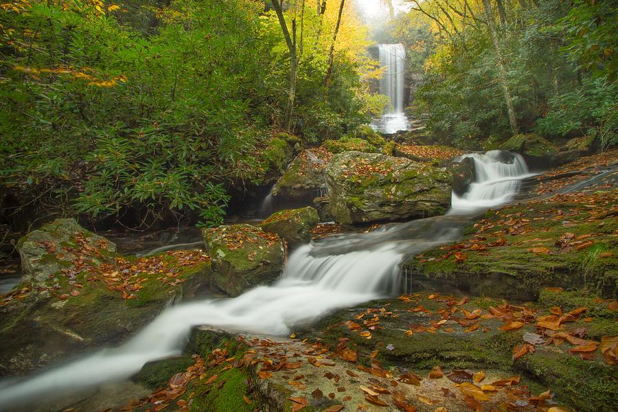 Stream Photograph - Appalachian Stream by Doug McPherson