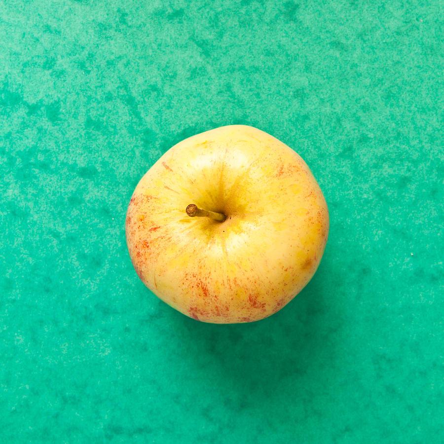 Apple Photograph - Apple by Tom Gowanlock