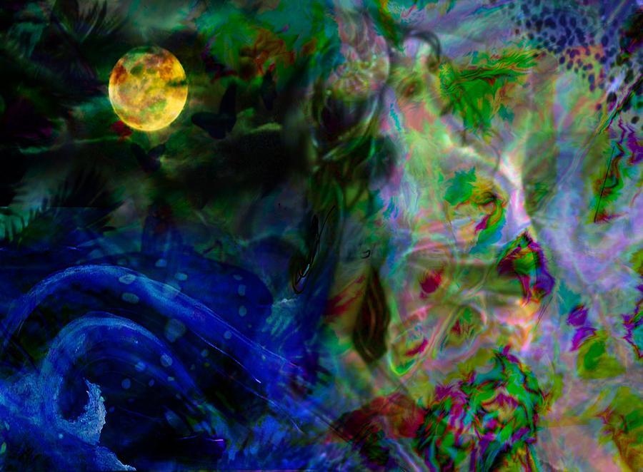Aqua Lover by Diana Riukas