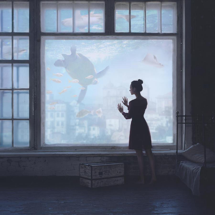 Tale Photograph - Aquatic by Anka Zhuravleva