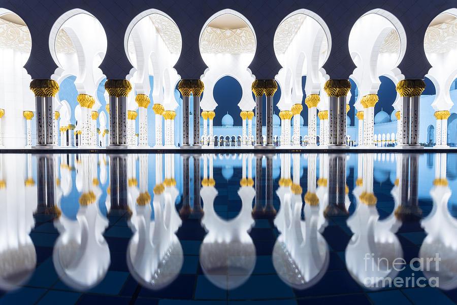 Arab Photograph - Arabian Nights by Matteo Colombo
