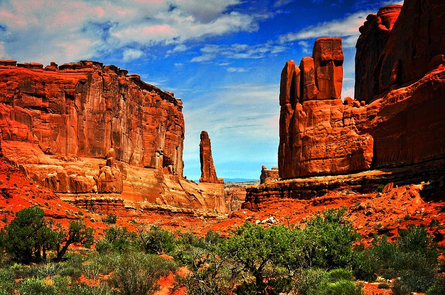 Arches National Park Photograph - Arches 15 by Marty Koch