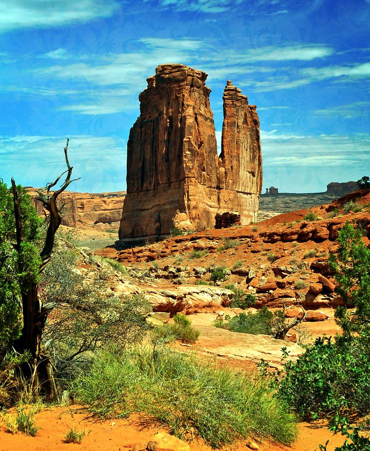 Southwest Photograph - Arches 23 by Marty Koch