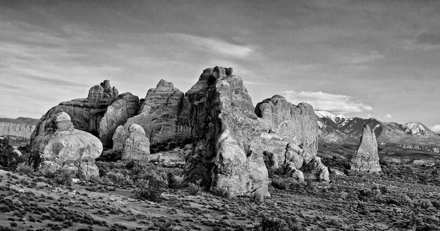 Arches National Park Photograph - Arches  by Darryl Wilkinson