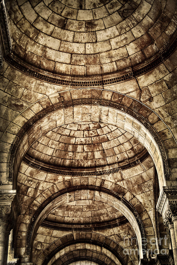 Arch Photograph - Arches by Elena Elisseeva