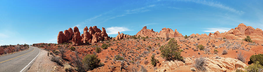 Arches National Park, Moab, Utah, Usa Photograph by Fotomonkee