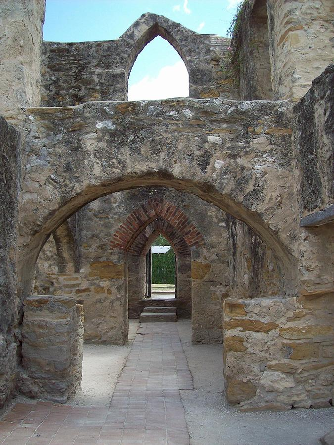 Arch Photograph - Arches by Richard Booth