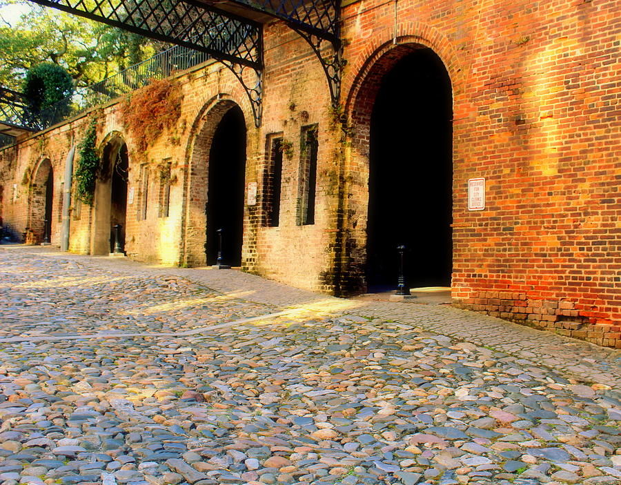 Wall Photograph - Arches Under The Bridge by Pete Dionne