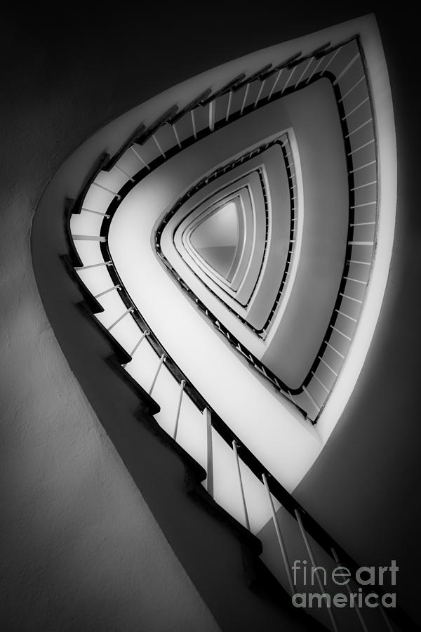 Architect Photograph - Architects Beauty by Hannes Cmarits