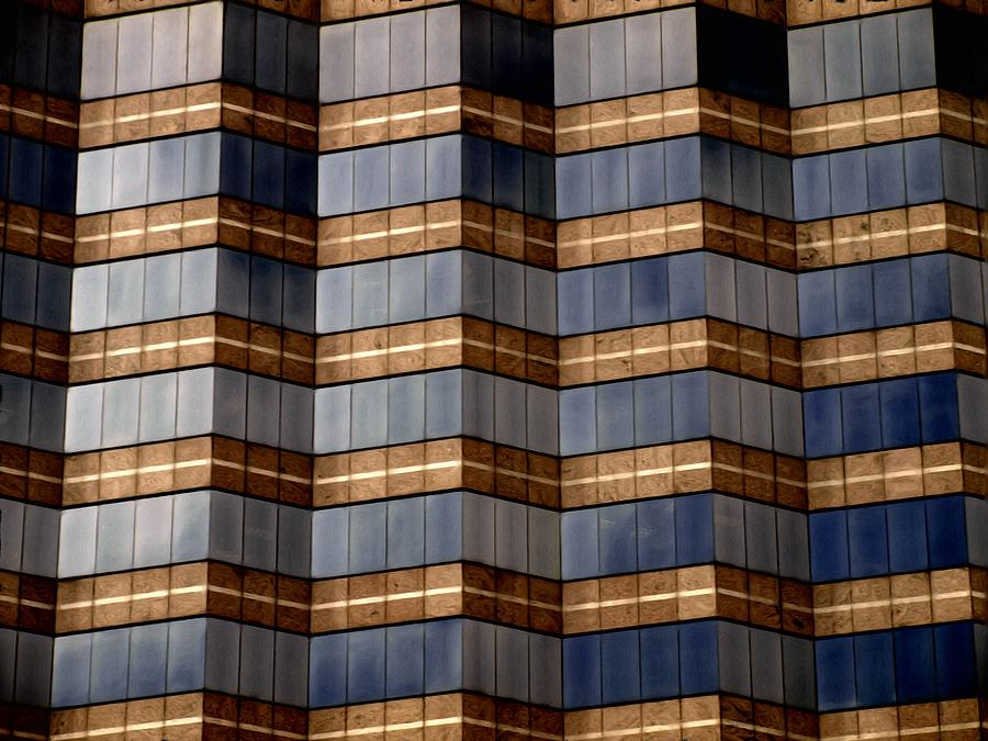 Abstract Photograph - Architecture 2 by Tom Druin