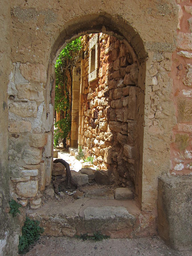 Stone Photograph - Archway by Pema Hou