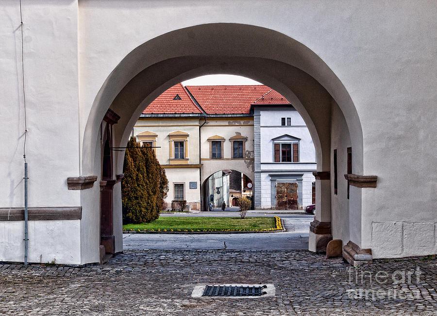 Arch Photograph - Archways by Les Palenik