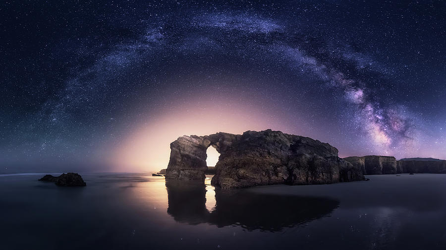 Arcos Naturales Photograph by Carlos F. Turienzo