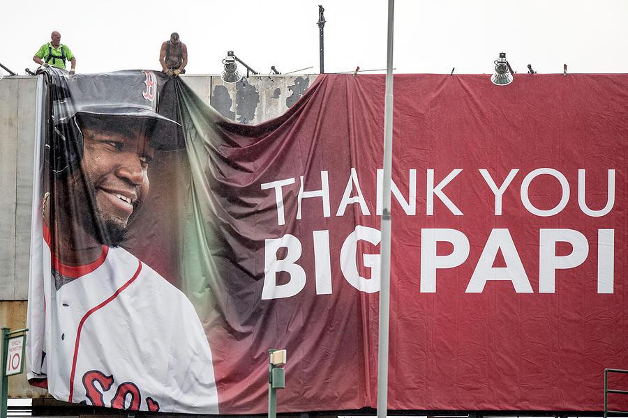 Arizona Diamondbacks V Boston Red Sox Photograph by Billie Weiss/boston Red Sox