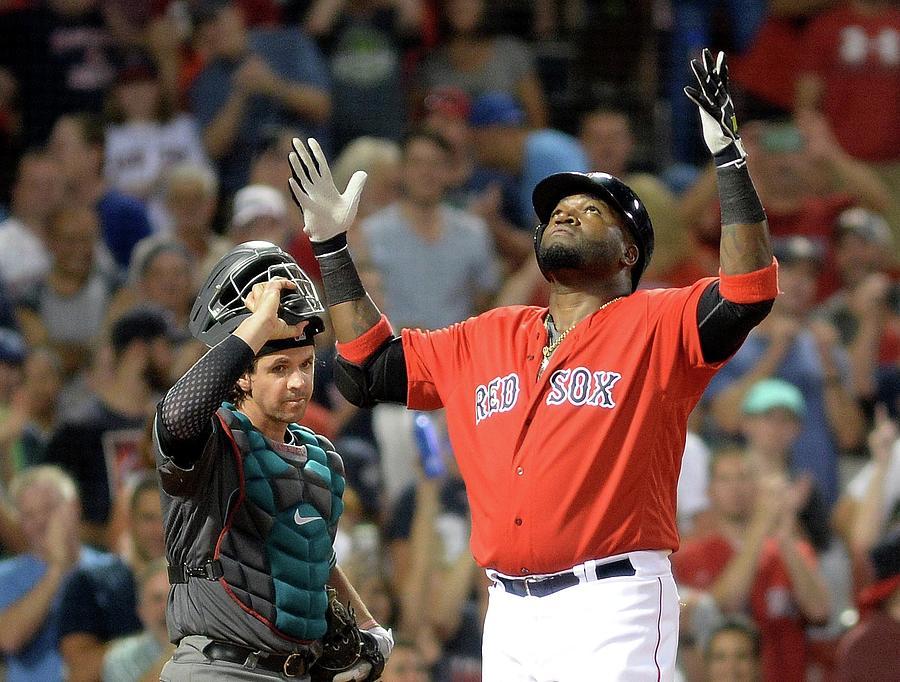 Arizona Diamondbacks V Boston Red Sox Photograph by Darren Mccollester