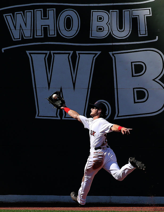 Arizona Diamondbacks V Boston Red Sox Photograph by Jim Rogash