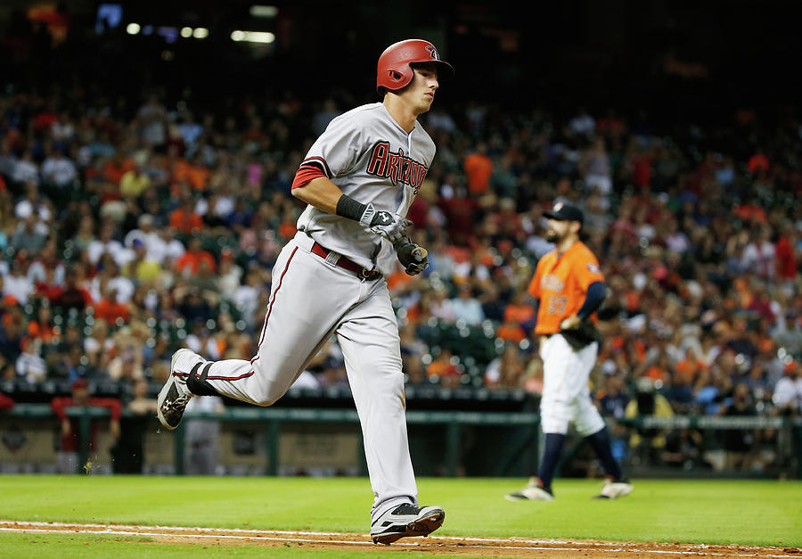 Arizona Diamondbacks V Houston Astros Photograph by Scott Halleran