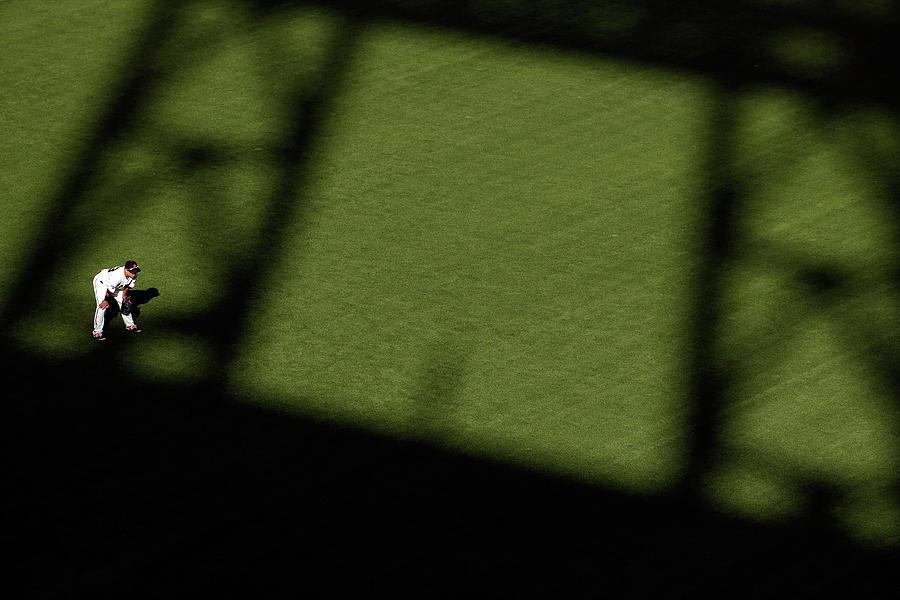 Arizona Diamondbacks V San Francisco Photograph by Ezra Shaw