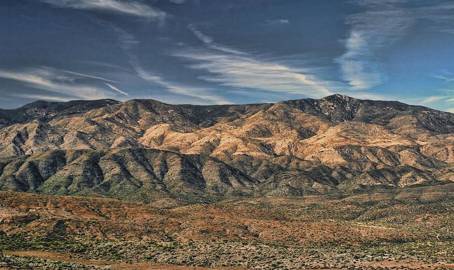 Arizona Photograph - Arizona Lonesome by Carolyn Fletcher