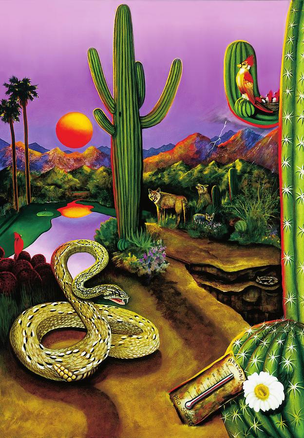 Arizona Pro Sports by William T Templeton