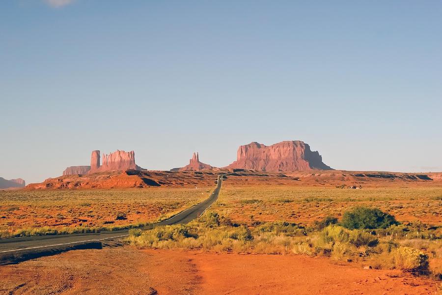 Arizona Photograph - Arizona Scenic by Al Blount